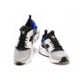 Nike Air Huarache Run Ultra blue white (синие с белым)
