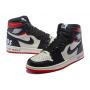 """Nike Air Jordan 1 Retro High Og """"Not For Resale"""" black/white (черные с белым)"""
