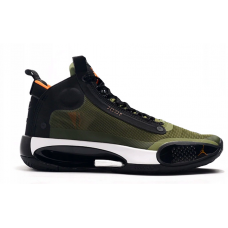 Nike Air Jordan 34 Khaki (хаки)