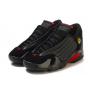 Nike Air Jordan Retro 14 Black (черные)