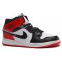 Nike Air Jordan 1 Retro Og Chicago High black/red (черные с красным)