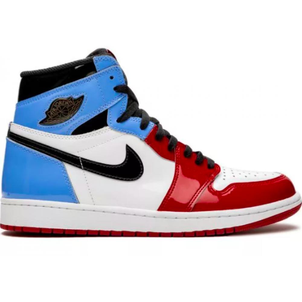 Nike Air Jordan Retro 1 High Og (Разноцветные)