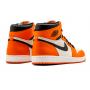 Nike Air Jordan Retro 1 High Orange (Оранжевые)