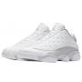 Nike Air Jordan Retro 13 White (Белые высокие)