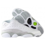 Nike Air Jordan Retro 13 White (Белые высокие)