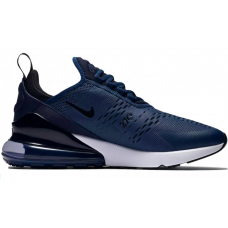 Nike Air Max 270 blue/white (синие с белым)