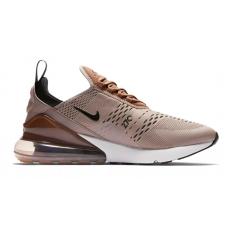 Nike Air Max 270 brown/white (коричневые с белым)