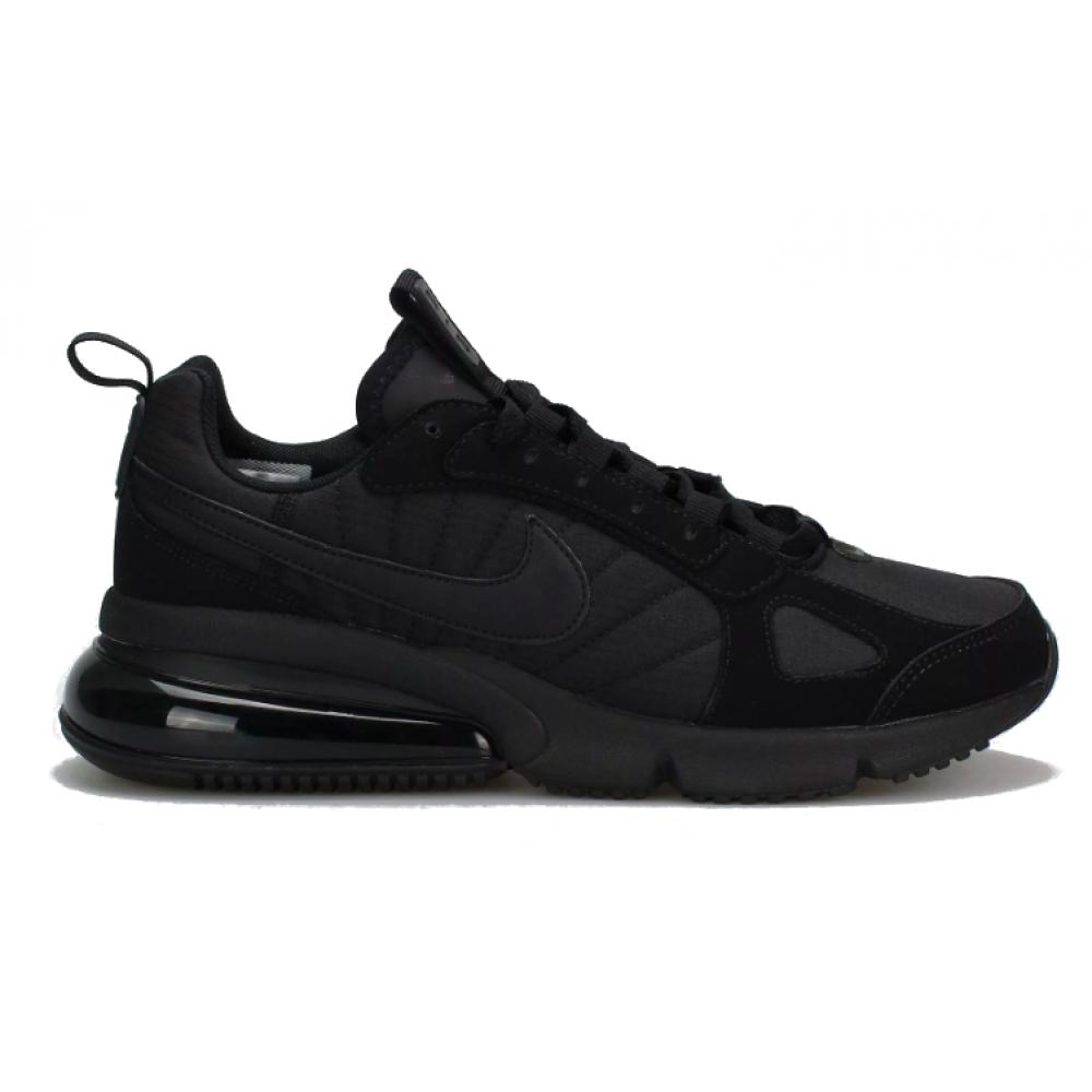 Nike Air Max 270 Futura black (черные полностью)