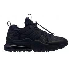 Nike Air Max 270 Bowfin black (черные полностью)