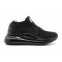 Nike Air Max 720 Flyknit black (черные)