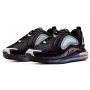 Nike Air Max 720 Undercover black (черные)