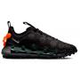 Nike Air Max 720 React Wr Ispa black (черные)