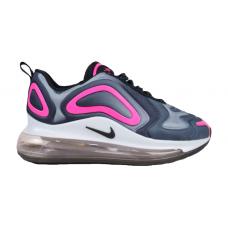 Nike Air Max 720 gray pink (серые с розовым)