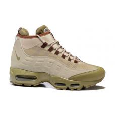Nike Air Max 95 Sneakerboot beige (бежевые)