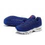 Nike Air Max 95 blue (синие)