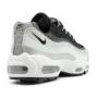 Nike Air Max 95 silver black (серебро с черным)