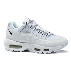 Nike Air Max 95 white (белые полностью)