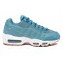 Nike Air Max 95 azure (голубой)