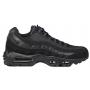 Nike Air Max 95 black (черные полностью)