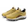 Nike Air Max 97 golden (золотые)