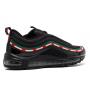 Nike Air Max 97 Undefeated black (черные)