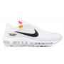 Nike Air Max 97 X Off White (белые полностью)