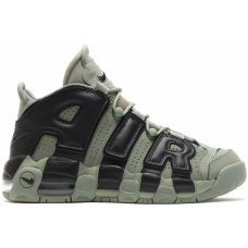 Nike Air More Uptempo 96 khaki black (хаки с черным)