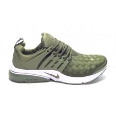 Nike Air Presto khak whitei (хаки с белым)