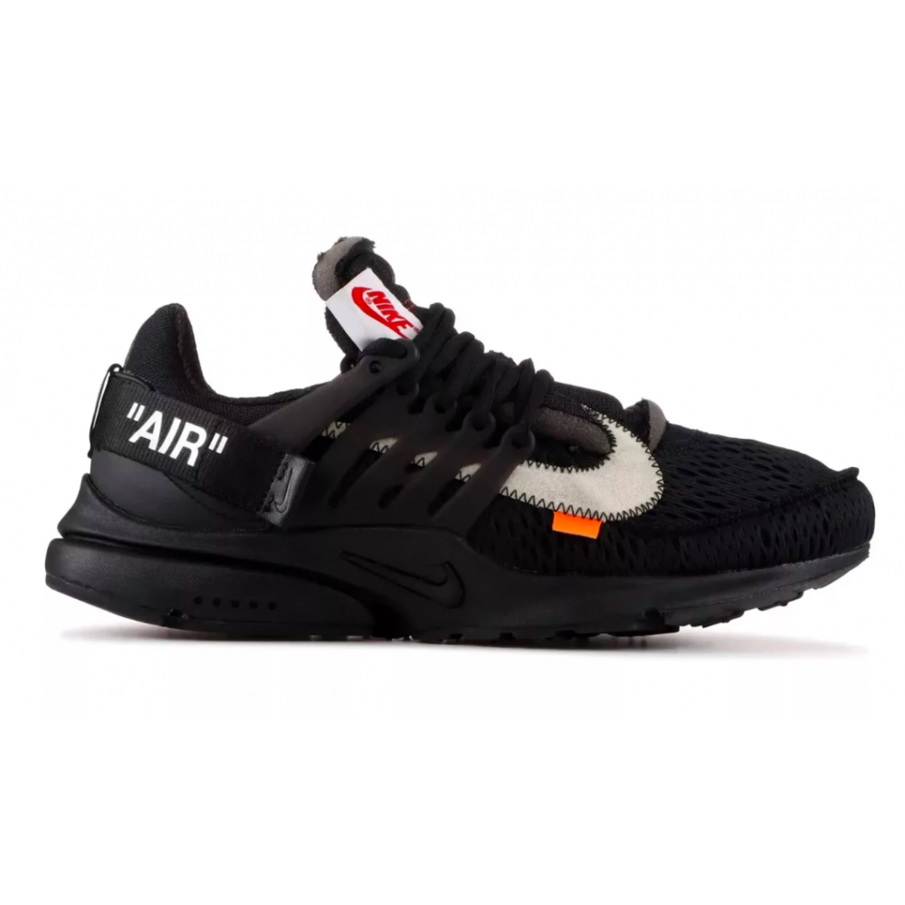 Nike Air Presto X Off White black (черные)