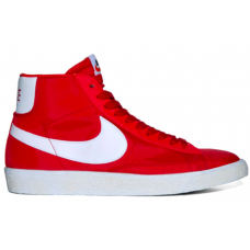 Nike Blazer High Red (Красные)