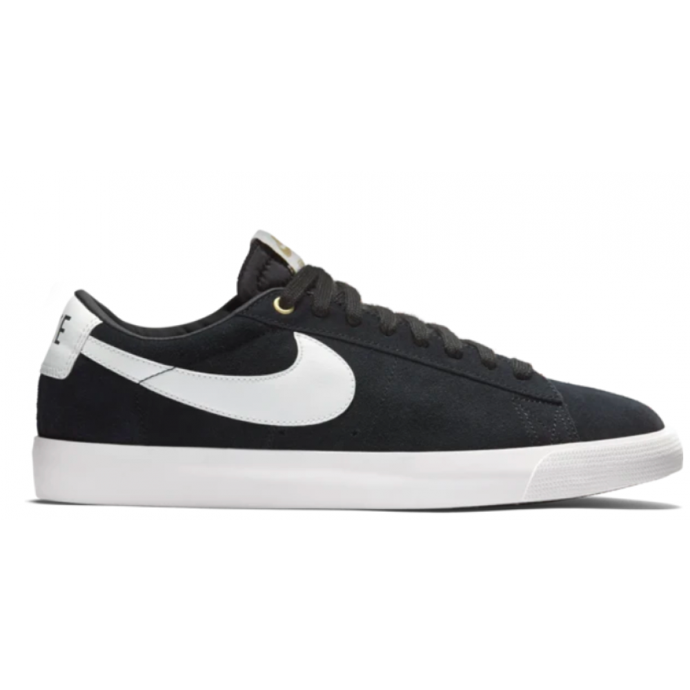 Nike Blazer Low Black (Черные)
