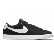 Nike Blazer Low Black (Черные)