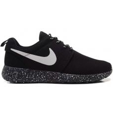 Nike Roshe Run black (черные)
