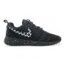 Nike Roshe Run Metric black (черные)