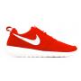 Nike Roshe Run red (красные)