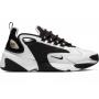 Nike Zoom 2K black white (черные с белым)