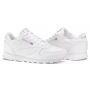 Reebok Classic Leather White (Белые кожа)