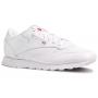 Reebok Classic Leather White (Белые кожа)