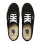 Vans Era black white (черные с белым)