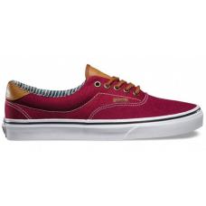 Vans Era Red (бордовые)